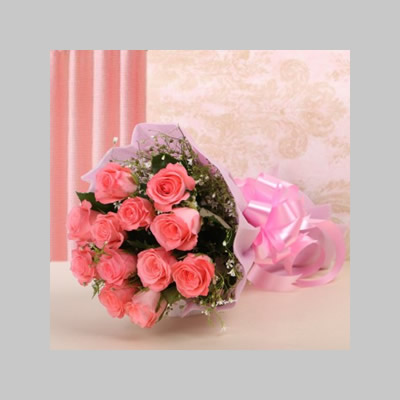 Hot pink flower delivery in nairobi same day flower delivery in hot pink mightylinksfo