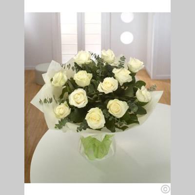 Crisp White Flower Delivery In Nairobi Same Day Flower Delivery